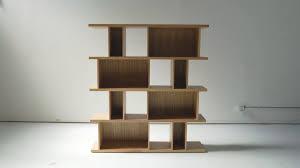 elias bookshelf mid century modern kure collection