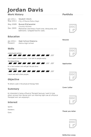 Sample Resume For Dishwasher by Student Intern Resume Samples Visualcv Resume Samples Database
