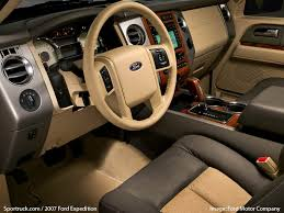 Ford Expedition Interior Lights 2007 Ford Expedition Pictures And Information Sportruck Com