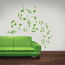 music wall stickers iconwallstickers co uk musical notes symbols tornado musical notes instruments wall sticker art decal
