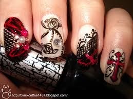 54 best nail art gothic images on pinterest gothic nail art