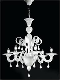 White Chandelier With Shades Black And White Chandelier U2013 Edrex Co