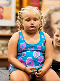 Honey Boo Boo Meme - the abrupt way honey boo boo found out her show got canceled