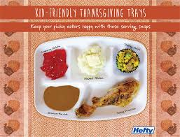 tips on serving thanksgiving food for hefty