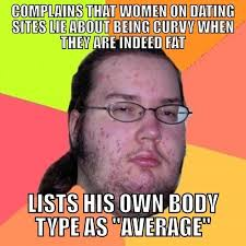 Scumbag Fat Girl Meme - tired of seeing this butthurt dweller in the comment section of