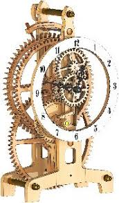 66 best clocks images on pinterest wooden gears wooden clock