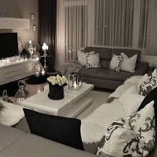 Best  Grey Sofa Decor Ideas On Pinterest Grey Sofas Gray - Black and white living room decor