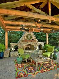 house plans with outdoor living space best 25 outdoor fireplace designs ideas on outdoor