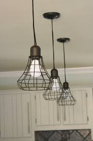 Hanging Light Decorations Kitchen Mesmerizing Industrial Kitchen Lighting Home Improvement