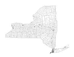 Counties In Ny State Map Empire State Roads Maps