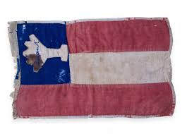 Misouri Flag Quantrill U0027s Raid On Olathe Civil War On The Western Border The