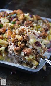 leftover thanksgiving casserole tastes