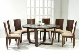 Round Dining Room Tables For 4 by Furniture Modern Glass Dining Room Tables Remodelling Nice Home