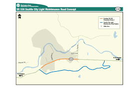 Wsdot Traffic Map No Access To Route 530 Is Next U0027emergency U0027 For Darrington