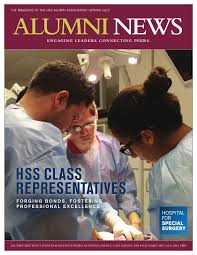 alumni news summer 2013 by hospital for special surgery issuu