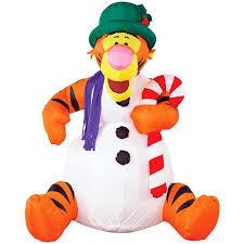Inflatable Polar Bear Christmas Yard Decorations by Inflatable Christmas Lawn Decorations Inflatable Christmas