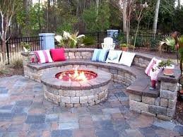 Cute Patio Ideas by Fire Pits Design Marvelous Cute Outdoor Patio Ideas With Stone