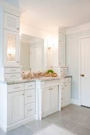 Best Bathroom Vanity Images On Pinterest Bathroom Ideas - Floor to ceiling cabinets for bathroom