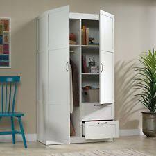 Armoire Closet Furniture Armoires U0026 Wardrobes Ebay