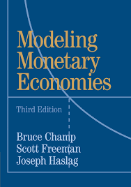 modeling monetary economies bruce champ scott freeman joseph