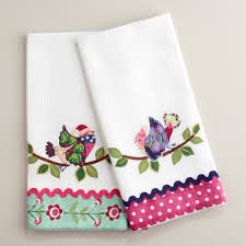 Free Kitchen Embroidery Designs Kitchen Towels 5