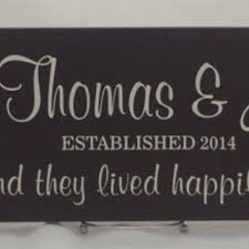 wedding plaques personalized best personalized family name plaques products on wanelo
