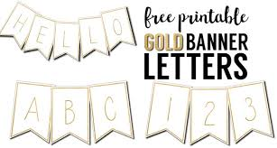 printable letters cut out free printable banner letters templates paper trail design