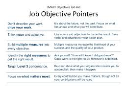 doc 662371 job objectives u2013 20 resume objective examples use