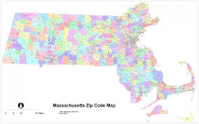 Map Of Phoenix Zip Codes by Boston Zip Code Map Zip Code Map Of Boston United States Of