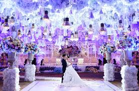 wedding reception incredibly beautiful indoor wedding reception with creative