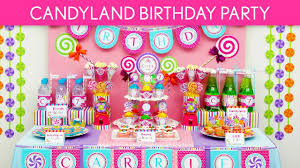 candyland birthday party ideas candy birthday party ideas candyland b39