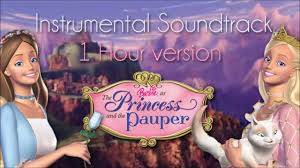 barbie princess pauper instrumental soundtrack 1