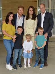 Prince William And Kate Kate Middleton Prince William And Prince Harry Threw Children U0027s