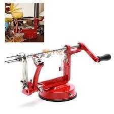schneidemaschine küche apfel birnenfrucht kartoffelschäler corer schneidemaschine