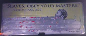 atheist billboard quoting bible verse vandalized pennsylvania