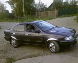 nissan sunny 2002 nissan sunny 2002 года тип кузова седан nb 15 хабаровск 4 wd