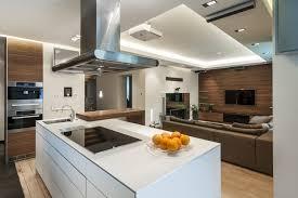 cuisine ultra moderne emejing cuisine et salon moderne images antoniogarcia info