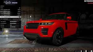 modified range rover evoque gta 5 range rover sport modified cars youtube