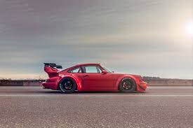 porsche 964 red 30 min or less porsche 964 rwb u2013 box one collective