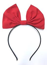 headband with bow hair band bow headband for witch s delivery