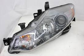 nissan headlights genuine oem 09 13 nissan murano headlight head light lamp driver