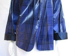 blue black jacket water repellent winter coat jacket giorgio