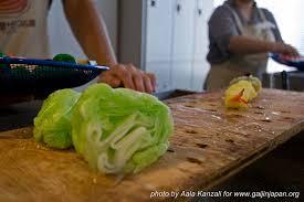 apprendre à cuisiner japonais j ai appris à cuisiner japonais en cire un gaijin au japon
