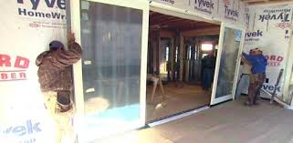 How To Install A Sliding Patio Door Installing Pocket Door Pocket Doors Diagram Installing Sliding