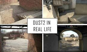 dust map pictures of dust2 map in appear locates