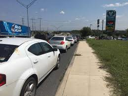 Travis Wholesale San Antonio Tx by Roughly 72 Percent Of San Antonio Gas Stations Out Of Fuel As