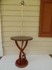 Mid Century Table Lamp Mid Century Floor Lamp Ebay