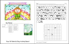 st patrick u0027s day reading comprehension worksheets lessons and