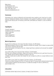 vip host resume sle eliolera com tv host resume sle host resume resume cover letter tv host