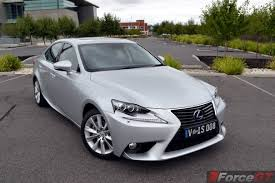 lexus sedan 2014 lexus is review 2014 lexus is 300h